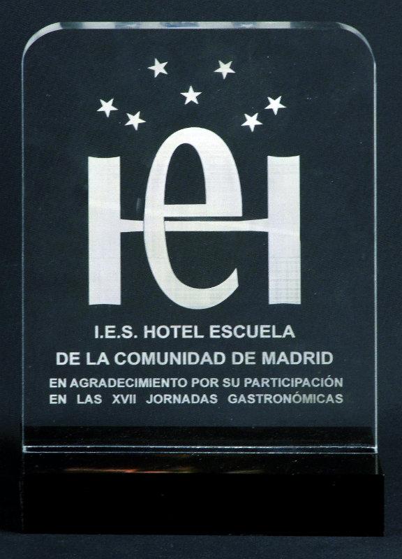 XVII Jornadas Gastronomicas Hotel Escuela