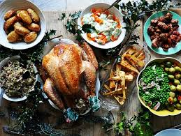 Cómo hacer saludables las comidas y cenas navideñas