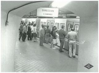 5 cosas curiosas sobre el Centenario de Metro de Madrid