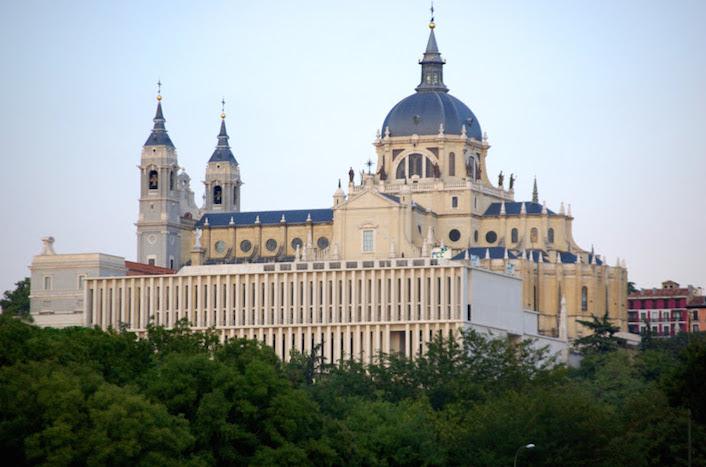 La Almudena, Patrona de Madrid